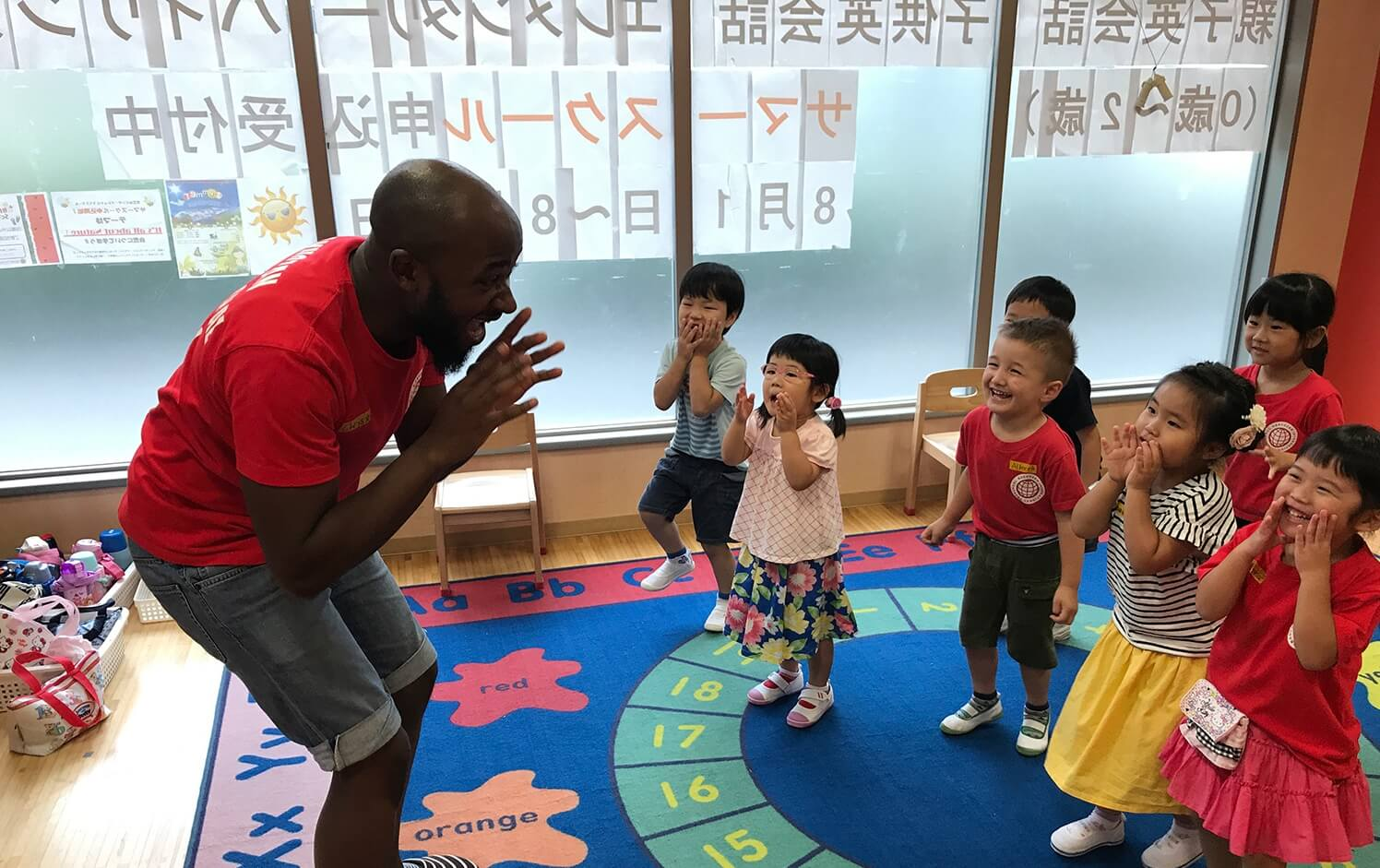 KIPS SUMMER SCHOOL 2017  ~Nagoya, Kakuozan International Preschool ~