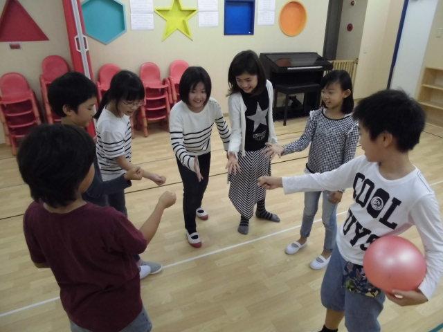 Elementary D and E  ~Nagoya, Kakuozan International Preschool ~