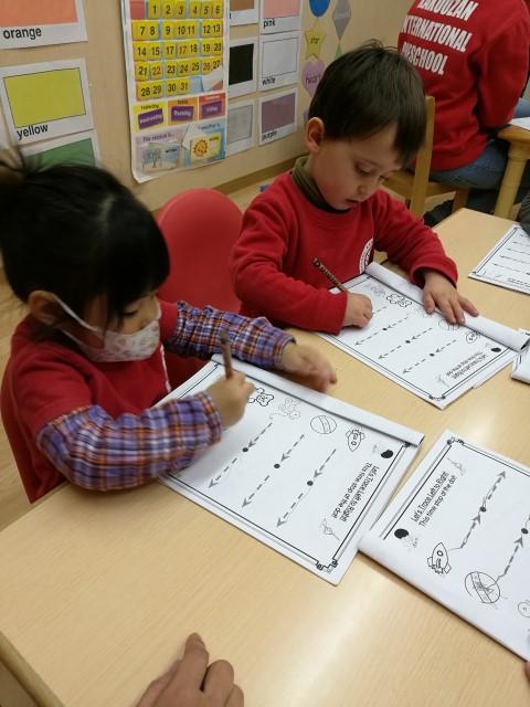 Orange and Yellow Ducklings ~Nagoya, Kakuozan International Preschool ~