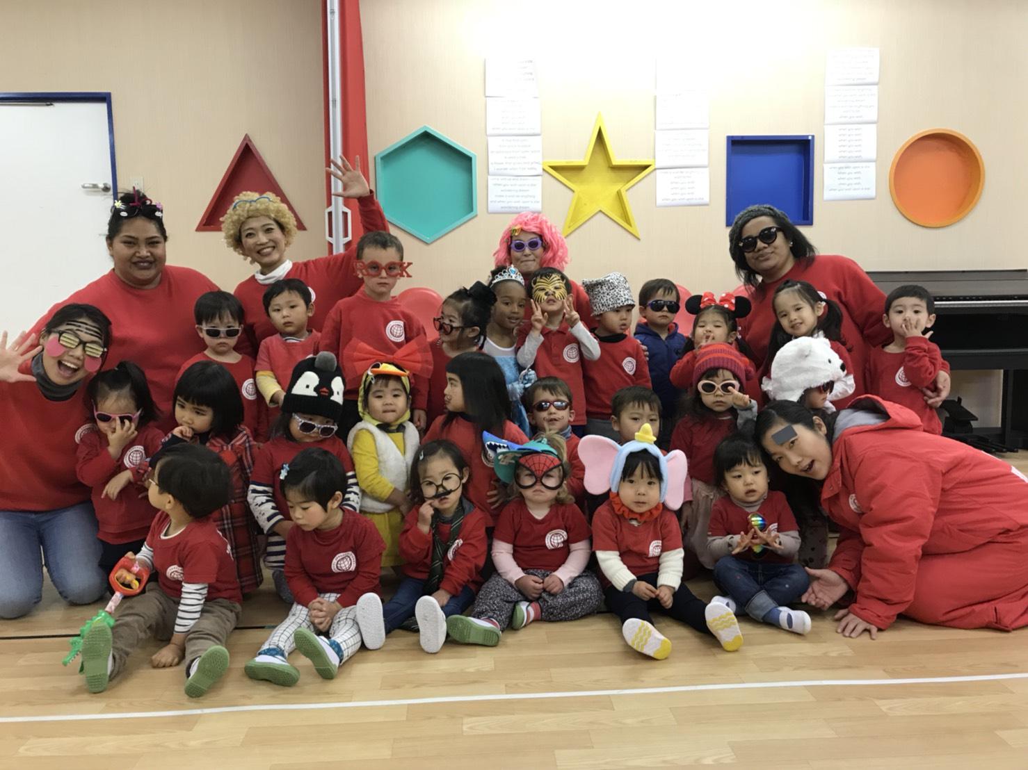 Disguise Day ~Nagoya, Kakuozan International Preschool ~