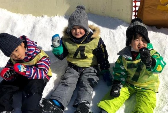 Snow Trip to Nagano~ ~Nagoya, Kakuozan International Preschool ~