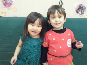 St. Patrick's Day   ~Nagoya, Kakuozan International Preschool ~