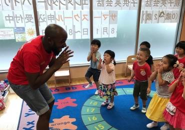 KIPS Summer School 2017  ~名古屋, 覚王山インターナショナルプリスクール~