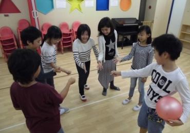 小学生英語クラス |名古屋市千種区覚王山インターナショナルプリスクール