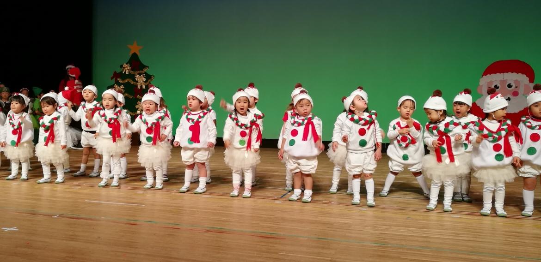 覚王山インターナショナルプリスクール毎年恒例のイベントクリスマスコンサート2017