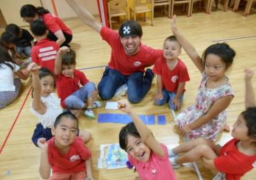 英語幼稚園 お泊り会 2017  名古屋市千種区 覚王山インターナショナルプリスクール