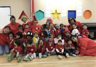覚王山インターナショナルのイベント Disguise Day(変装してスクールに来る日)|名古屋市千種区 バイリンガル幼稚園