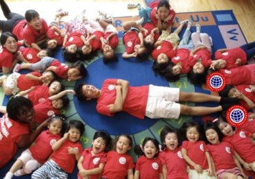 覚王山インターナショナルプリスクールでのインターンシップ