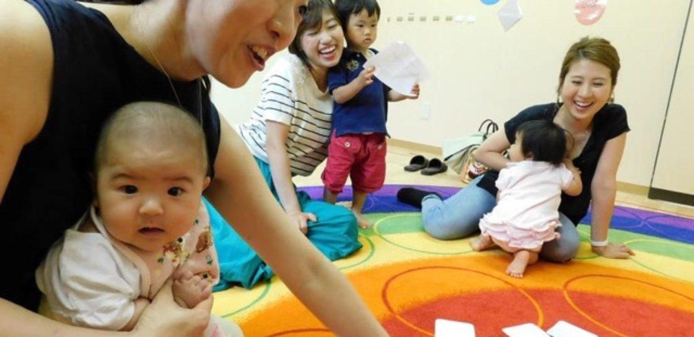 赤ちゃんとママの英会話クラス