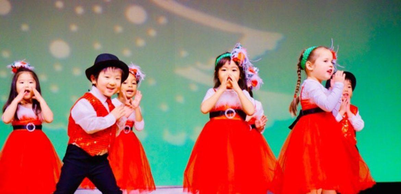 クリスマスコンサート(お遊戯会)