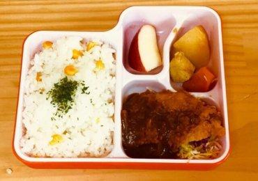 幼稚園の給食-安全安心の食材/School Lunch