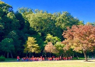 マラソン大会&ネイチャーデー/Marathon & Nature Day